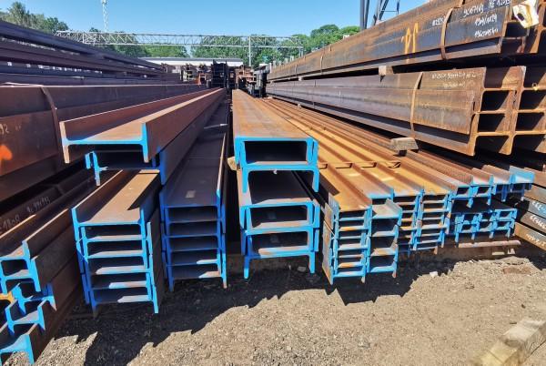 Duurzaam in staal - 100% recyclebaar - balken